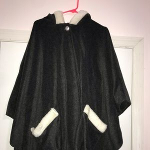 Other - COZY PONCHO